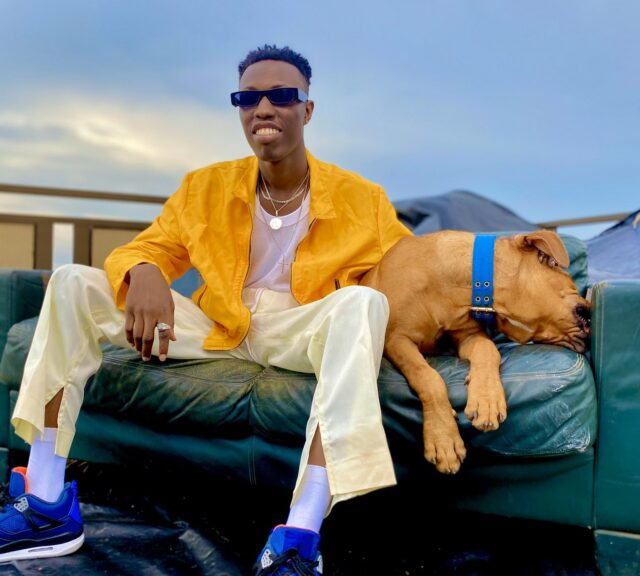 J.Derobie has Landed On A New Project - Nungua Diaries Ep